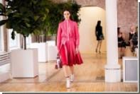 Valentino посвятил коллекцию одежды Нью-Йорку