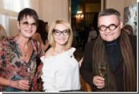 Эвелина Хромченко предложила носить осенью бархатные лодочки