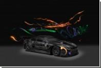Новый арт-кар BMW создала Цао Фэй