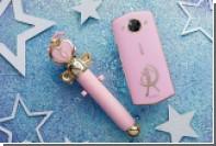 Создатели «няшного» приложения посвятили телефон Сэйлор Мун