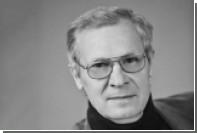 Умер народный артист России Владимир Богин