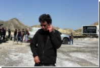 «Би-2» обокрали во время съемок клипа