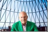 Норман Фостер рассказал в Лондоне об истории часов Cartier