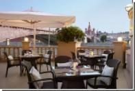 На летней террасе «Балчуг Кемпински Москва» предложат окрошку и гаспачо
