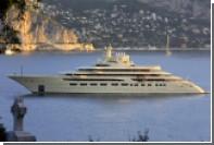 Яхту Усманова признали одной из лучших в мире