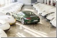 Миллионный Porsche 911 сошел с конвейера