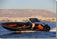 Греки создали развивающий скорость 167 километров в час катер-риб