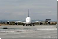 Сингапурская авиакомпания запустила самолет на топливе с растительным маслом