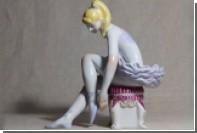 Надувная балерина Джеффа Кунса оказалась копией статуэтки советского скульптора