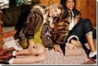 Miu Miu позвал моделей на «отвязную» вечеринку