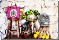 Christian Louboutin сделал сумки с девушками майя