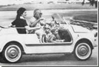 Fiat маршала Тито оценили в 120 тысяч евро