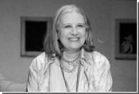 В Италии умерла «королева кашемира» Лаура Биаджотти