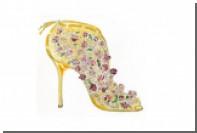 Туфли Маноло Бланика покажут в Эрмитаже