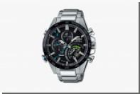 Casio пополнил коллекцию Edifice сверхточным хронографом