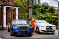 Rolls-Royce предложил корейцам автомобили в национальном стиле