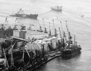 Планы США контролировать порты Приморья сочли чудачеством