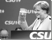 Меркель сделали выговор за сомнения в единстве Запада