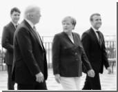 Лидеры «Семерки» подготовили Макрона к встрече с Путиным