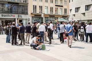 Житель Мюнхена совершил акт самосожжения в центре города