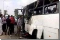 Больше 20 христиан-коптов убиты при нападении на автобус в Египте