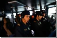 Испанская полиция задержала венесуэльское судно с двумя тоннами кокаина