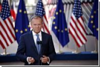 Туск призвал G7 продолжить политику санкций против России