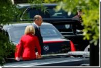 СМИ узнали о передаче Трампом Лаврову сверхсекретной информации об ИГ