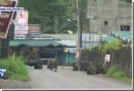 Филиппинские военные вступили в бой с террористами в городе Марави