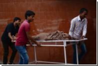 При обрушении стены на индийской свадьбе погибли 23 человека