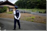 Избивший подругу японец поджег двух полицейских