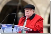 Жан-Мари Ле Пен поделился мнением о причинах поражения дочери