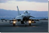 СМИ узнали о поднятых в Британии истребителях для перехвата российских самолетов