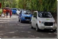 В Индии решили за 15 лет полностью перейти на электромобили