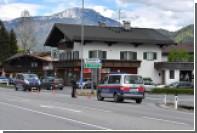Захвативший отделение банка в Австрии сдался полиции