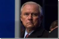 Генпрокурора США «уличили» в связях с Россией