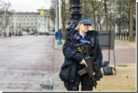 У Букингемского дворца задержали вооруженного ножом мужчину