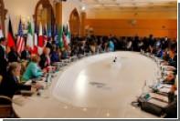 В Раде и Госдуме оценили предупреждение G7 ужесточить санкции