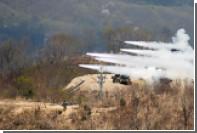 Южная Корея обстреляла прилетевший со стороны КНДР непонятный объект