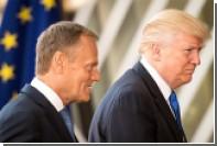Туск заявил о различиях позиций с Трампом по отношению к России