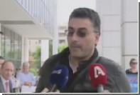 Родственник жертвы убийства открыл огонь во время интервью