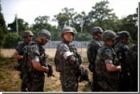 Военные Южной Кореи открыли предупредительный огонь в сторону КНДР