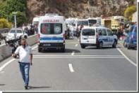 Число погибших при аварии автобуса в Турции выросло до 23