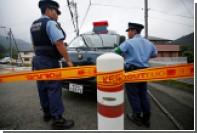 В Японии мужчина устроил поджог в скоростном поезде