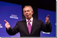 Тони Блэр рассказал о желании вернуться в политику из-за Brexit