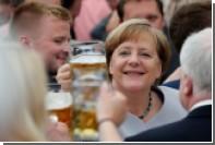 Меркель призвала Евросоюз брать судьбу в свои руки