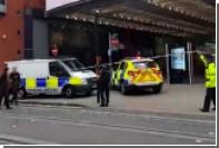 Торговый центр в Манчестере эвакуировали из-за похожего на взрыв звука