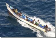 Сомалийские пираты захватили иранское рыболовецкое судно