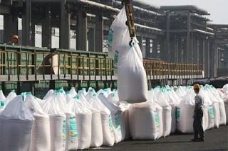 Украина введет пошлины на импорт азотных удобрений из России
