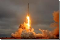 Ракета Falcon 9 со спутником-разведчиком стартовала с мыса Канаверал